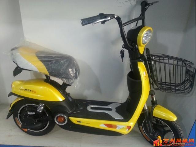 踏板车电动车便宜卖