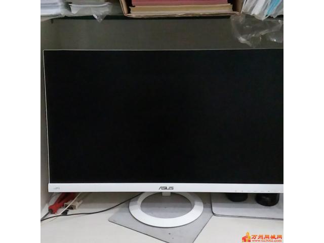 华硕 VX279  IPS  27寸白色显示